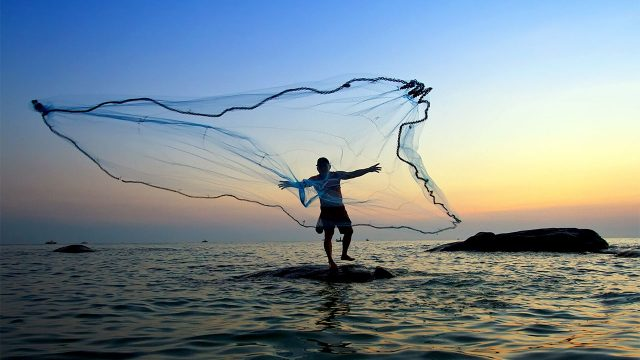 Rüyada balık ağı görmek